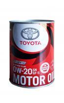 Моторное масло TOYOTA SAE 0W-20 (1л)