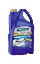 Моторное масло RAVENOL Marineoil SHPD SAE 25W-40 synthetic (4л) new