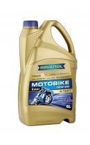Моторное масло RAVENOL Motobike 4-T Ester SAE 10W-50 (4л) new