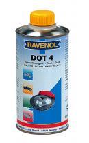 Тормозная жидкость RAVENOL DOT-4 (0,25 л)