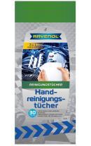 Салфетки влажные RAVENOL® для рук ( 30шт.)