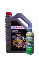 Набор BOSCH Premium X7 Fully Synthetic Engine Oil SN SAE 5W-40 (4л) + MASTERS BCN-20-Master Аэрозольный. (0,425л)