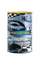 Трансмиссионное масло RAVENOL ATF 5/4 HP (208л) цвет