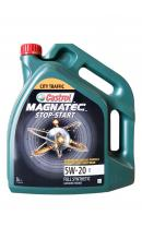 Моторное масло CASTROL Magnatec Stop-Start E SAE 5W-20 (5л)