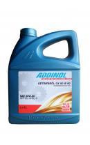Трансмиссионное масло ADDINOL Getriebeol GX 80W 90 SAE 80W-90 (4л)