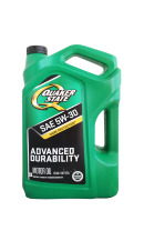 Моторное масло QUAKER STATE Advanced Durability SAE 5W-30 (4,730л)