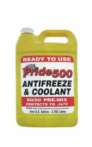 Антифриз готовый к прим. зеленый PRIDE 500 Antifreeze & Coolant 50/50 Premix (3,785л)