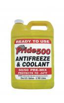 Антифриз готовый к прим. зеленый PRIDE 500 Antifreeze & Coolant 50/50 Premix