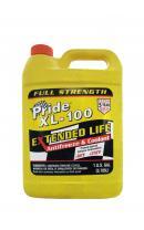Антифриз концентрированный оранжевый PRIDE XL-100 Antifreeze & Coolant Concentrated (3,785л)
