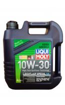Моторное масло LIQUI MOLY Leichtlauf Special AA SAE 10W-30 (4л)