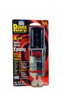 Клей эпоксидный мульти металл (шприц) PERMATEX Perma Poxy 4 Minute Multi-Metal Epoxy (0,025л)