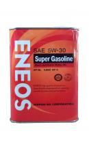 Моторное масло ENEOS Super Gasoline SL SAE 5W-30 (0,946л)