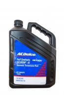 Трансмиссионное масло AC DELCO Dexron VI (3,785л)