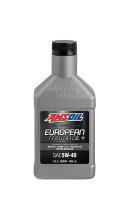 Моторное масло AMSOIL 100% Synthetic European Motor Oil FS SAE 5W-40 (0,946л)