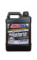 Моторное масло AMSOIL Signature Series Synthetic Motor Oil SAE 5W-20 (3,784л)