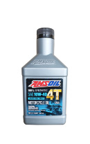 Моторное масло для 4-Такт AMSOIL 100% Synthetic 4T Performance 4-Stroke Motorcycle Oil SAE 10W-40 (0,946л)*