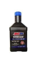 Трансмиссионное масло AMSOIL Severe Gear Synthetic Extreme Pressure (EP) Lubricant SAE 75W-140 (0,946л)