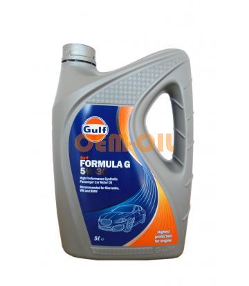 Моторное масло GULF Formula G SAE 5W-30 (5л)
