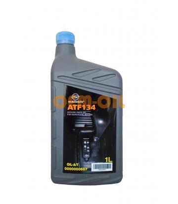 Трансмиссионное масло SSANGYONG ATF 134 OIL-A/T (1л)
