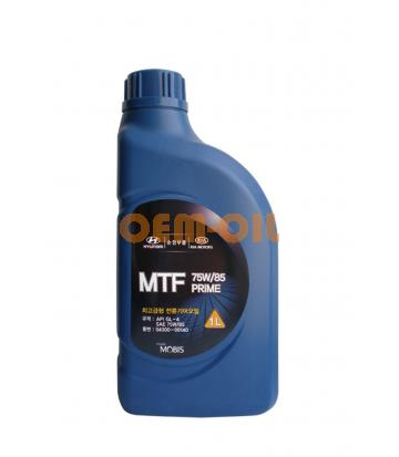 Трансмиссионное масло для МКПП HYUNDAI MTF SAE 75W-85 PRIME GL-4 (1л)