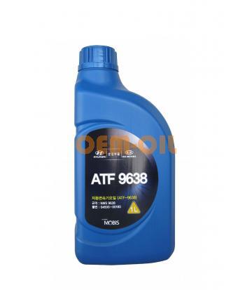 Трансмиссионное масло для АКПП Hyundai ATF 9638 (1л)