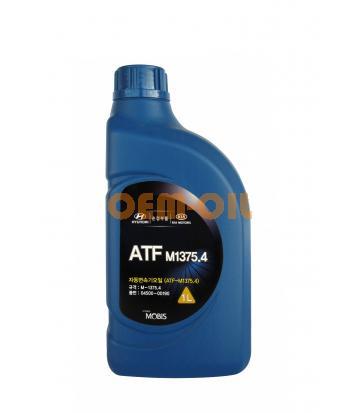 Трансмиссионное масло для АКПП HYUNDAI ATF-M1375.4 (1л)