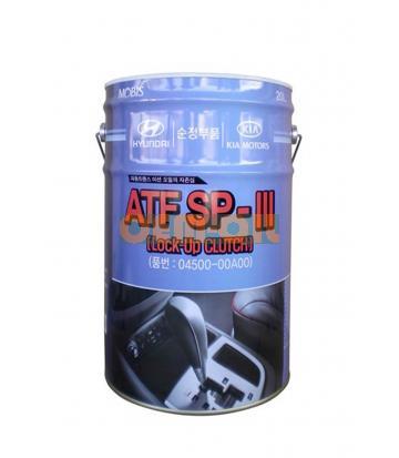 Трансмиссионное масло HYUNDAI ATF SP-III (20л)