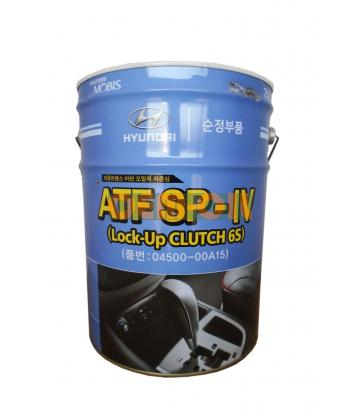Трансмиссионное масло HYUNDAI ATF SP-IV (20л)