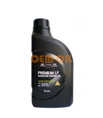 Моторное масло HYUNDAI Premium LF Gasoline SAE 5W-20 SM/GF-4 (1л)