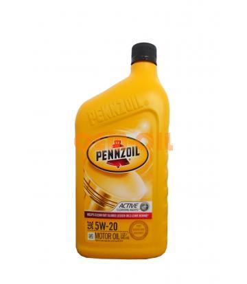 Моторное масло PENNZOIL SAE 5W-20 (0,946л)