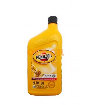 Моторное масло PENNZOIL SAE 5W-30 (0,946л)