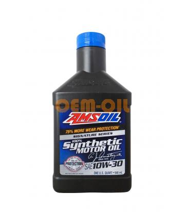 Моторное масло AMSOIL Signature Series Synthetic Motor Oil SAE 10W-30 (0,946л)