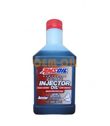 Моторное масло для 2-Такт AMSOIL Synthetic 2-Stroke Injector Oil (0,946л)*