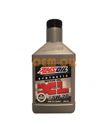 Моторное масло AMSOIL XL Extended Life Synthetic Motor Oil SAE 5W-20 (0,946л)