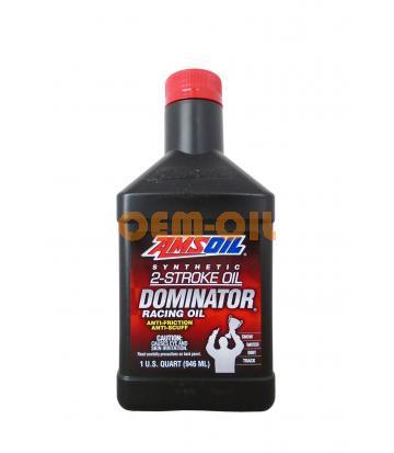 Моторное масло для 2-Такт AMSOIL DOMINATOR® Synthetic 2-Stroke Racing Oil (0,946л)