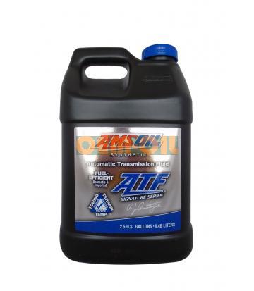 Трансмиссионное масло AMSOIL Signature Series Fuel-Efficient Synthetic Automatic Transmission Fluid (ATF) (9.46л)