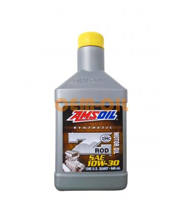 Моторное масло AMSOIL Z-Rod Synthetic Motor Oil SAE 10W-30 (0,946л)