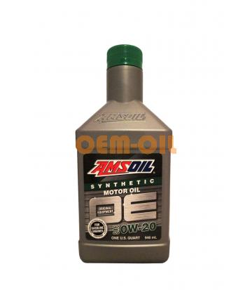 Моторное масло AMSOIL OE Synthetic Motor Oil SAE 0W-20 (0,946л)