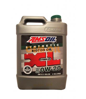 Моторное масло AMSOIL XL Extended Life Synthetic Motor Oil SAE 0W-20 (3,784л)