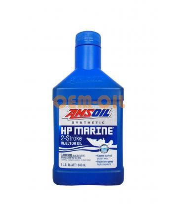 Моторное масло для 2-Такт лод.мот. AMSOIL HP Marine Synthetic 2-Stroke Oil (0,946л)