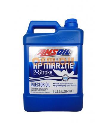 Моторное масло для 2-Такт лод.мот. AMSOIL HP Marine Synthetic 2-Stroke Oil (3,784л)
