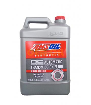 Трансмиссионное масло AMSOIL OE Synthetic Multi-Vehicle Automatic Transmission Fluid (ATF) (3,78л)