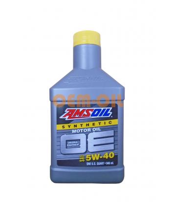Моторное масло AMSOIL OE Synthetic Motor Oil SAE 5W-40 (0,946л)*
