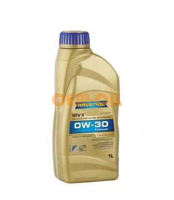 Моторное масло RAVENOL WIV II SAE 0W-30 (1л) new