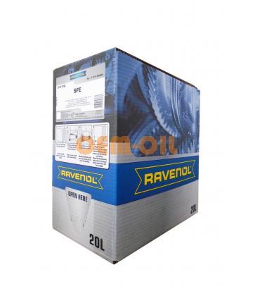 Моторное масло RAVENOL Super Fuel Economy SFE SAE 5W-20 (20л) ecobox