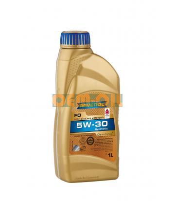 Моторное масло RAVENOL FO SAE 5W-30 (1л) new