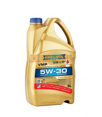 Моторное масло RAVENOL VMP SAE 5W-30 ( 5л) new