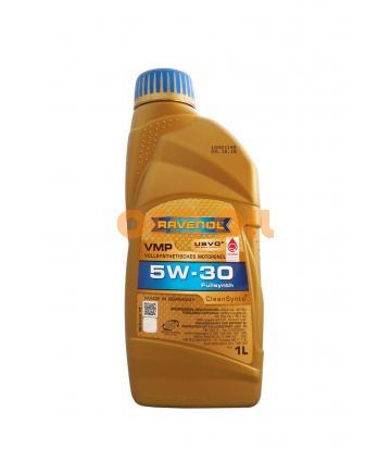 Моторное масло RAVENOL VMP SAE 5W-30 ( 1л) new