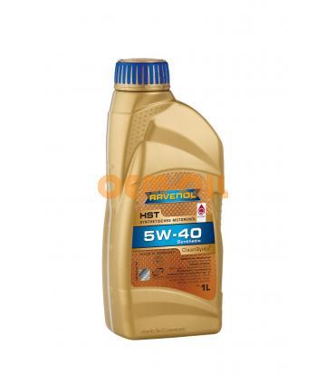Моторное масло RAVENOL HST SAE 5W-40 (1л)