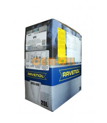 Моторное масло RAVENOL VFE SAE 5W-20 ( 20л) ecobox